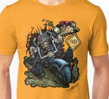 American Warrior - Biker, Motorcycle Tee Unisex T-Shirt