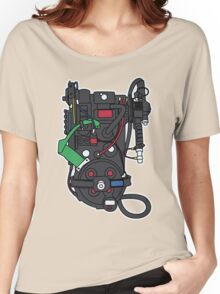 Proton Pack (a) Women's Relaxed Fit T-Shirt