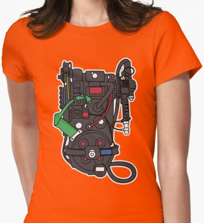 Proton Pack (a) Womens Fitted T-Shirt