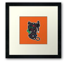 Proton Pack (a) Framed Print