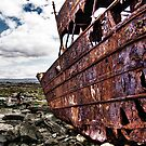 The fallen Plassey by rickvohra