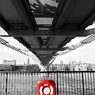City red by Rhys Herbert