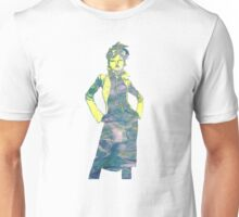 Jubilee X-Men Ink Scratch (Multi) Unisex T-Shirt