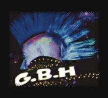 G.B.H Punk As **** by DreddArt