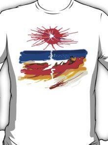 Fire Dancer T Shirt T-Shirt