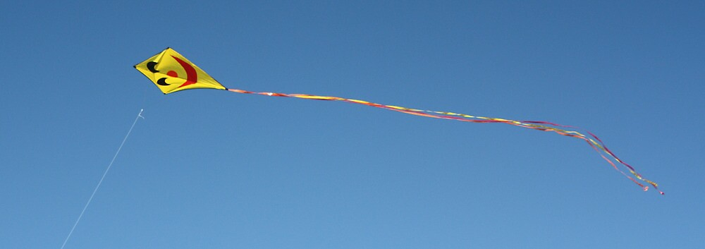 Happy Kite by stocks14