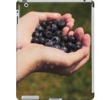 Food for the Heart iPad Case/Skin