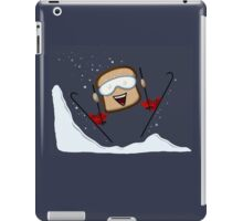Punny Series - Powdered Toast iPad Case/Skin