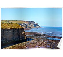 North Yorks Coast  Poster