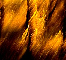 Abstact fire by Nordlys