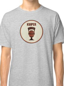 SF Giants Announcer Duane Kuiper Pin Classic T-Shirt