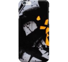 UFO CRUSH SITE(C2015)(V1) iPhone Case/Skin