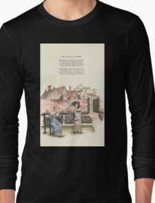 LIttle Ann and Other Poems by Jane and Ann Taylor art Kate Greenaway 1883 0032 The Gaudy Flower Long Sleeve T-Shirt