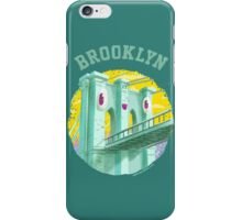 Happy Brooklyn Bridge iPhone Case/Skin