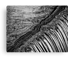 Flowing Canvas Print