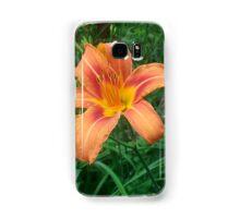 Fiery Flower Samsung Galaxy Case/Skin