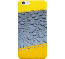 HDR Raindrops iPhone Case/Skin