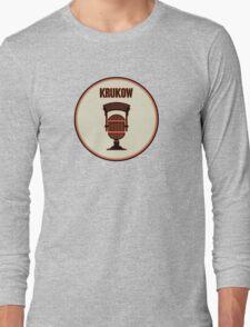 SF Giants Announcer Mike Krukow Pin Long Sleeve T-Shirt