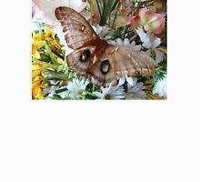 Butterfly Kisses Flowers Unisex T-Shirt