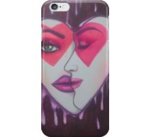 Mirror Heart iPhone Case/Skin