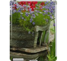 The Old And New - Digital Oil iPad Case/Skin