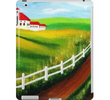 Old UpCountry Road  iPad Case/Skin