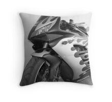 Honda CBR Fireblade. Throw Pillow