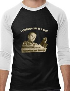 Dueling Banjo Men's Baseball ¾ T-Shirt