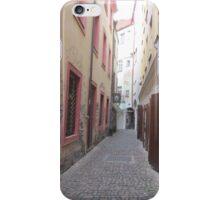 Street in Prague iPhone Case/Skin