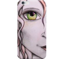 Cool Art by Angieclementine iPhone Case/Skin