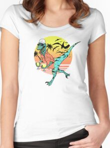 Hold On To Your Margaritas Women's Fitted Scoop T-Shirt