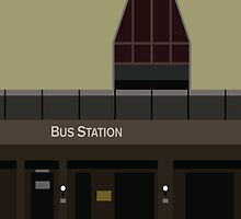 Middlesbrough Bus Station by schlumberger