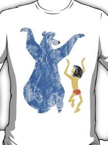 Baloo and Mowgli T-Shirt