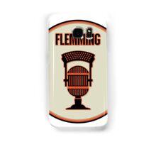 SF Giants Announcer Dave Flemming Pin Samsung Galaxy Case/Skin