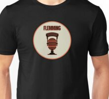 SF Giants Announcer Dave Flemming Pin Unisex T-Shirt