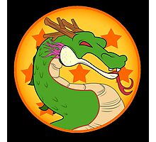 Dragon Kombat! Photographic Print