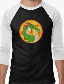 Dragon Kombat! Men's Baseball ¾ T-Shirt