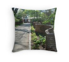 This way to knowledge..............   ^ Throw Pillow