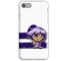 Big Head Chibi Libra iPhone Case/Skin