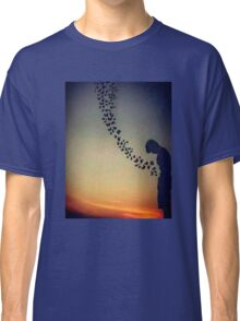 Butterflies in the stomach Classic T-Shirt