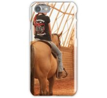 Trinity and Rowdy iPhone Case/Skin