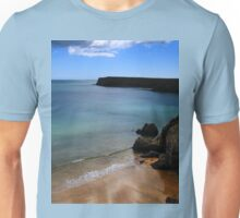 Barafundle - A Less Seen View. Unisex T-Shirt