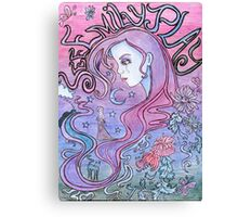See Emily Play Canvas Print
