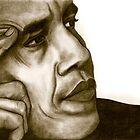 Barack Obama 1262 views by Margaret Sanderson