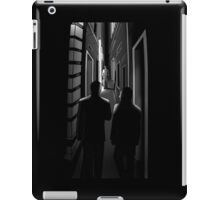 Midnight meeting. iPad Case/Skin