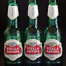 Three Green Bottles by Susan E. King