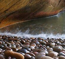 Boiling Pebbles by Blackgull