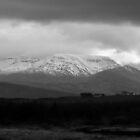 Snowy peaks II by Alan Reid