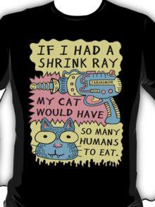 Shrink Ray Cat T-Shirt