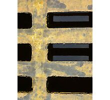 Just Grate Photographic Print